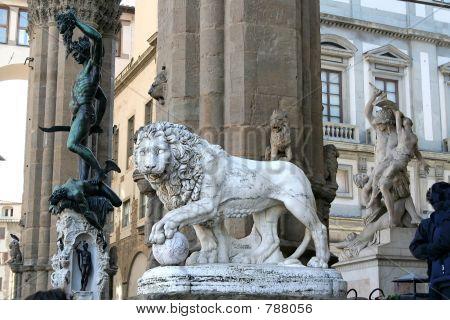 Florence's sculptures