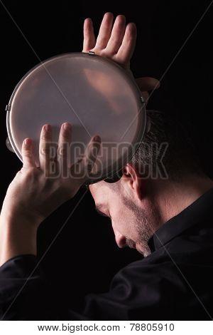 Tambourine Player