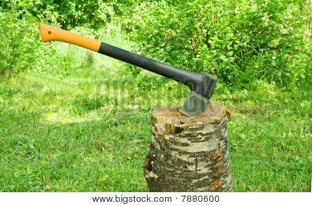 Ax And Stump