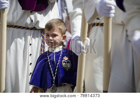 Young Acolyte