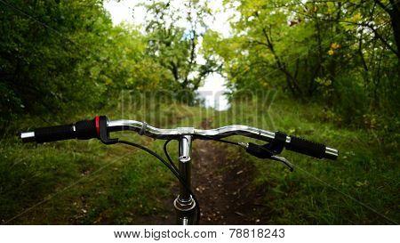 Bicycle helm