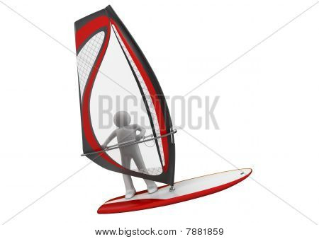 Windsurfer - Sports Collection