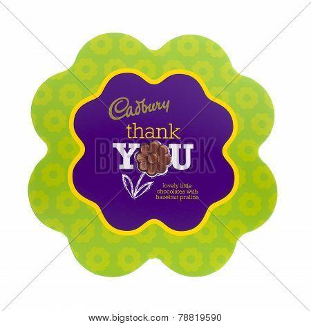 Cadbury Thank You