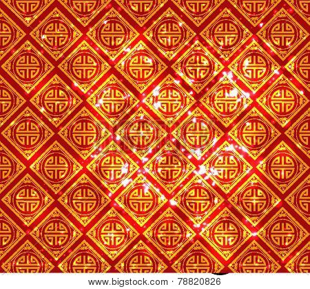 Oriental Chinese Background