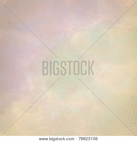 Abstract Water Color Grunge Background.
