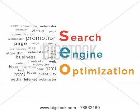 Seo Word Combined From Elements