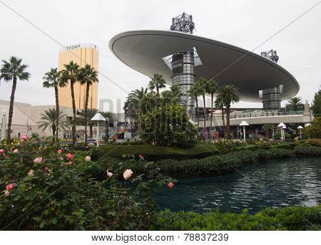 The Fashion Show Mall In Las Vegas