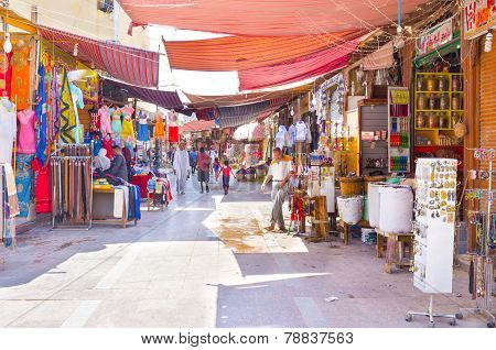 The Colorful Stalls