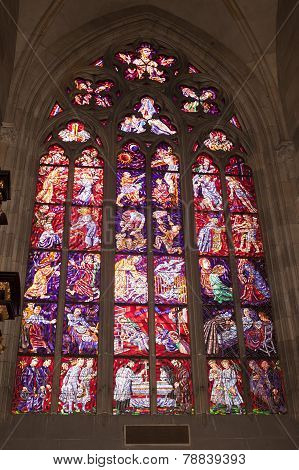The Magnificent Stained Glass
