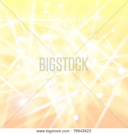 Abstract background with crystals of ice