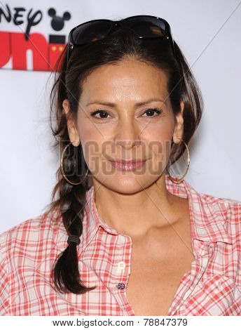 LOS ANGELES - OCT 18:  Constance Marie arrives to the