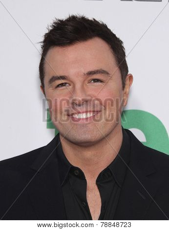 LOS ANGELES - JUN 21:  SETH MACFARLANE arrives to the