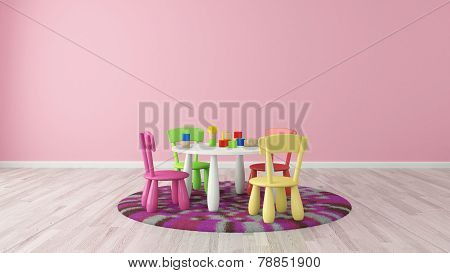 Kids Room Preschool