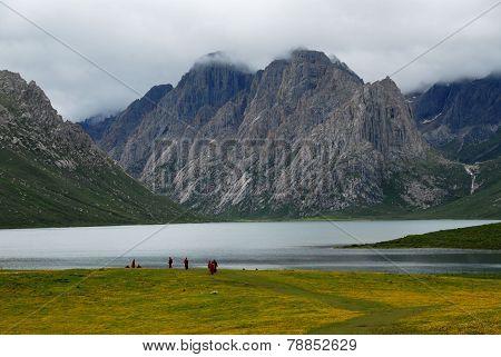 Tibetan Fairy Lake