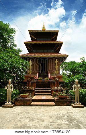 Worship Landmark Of Ganesh