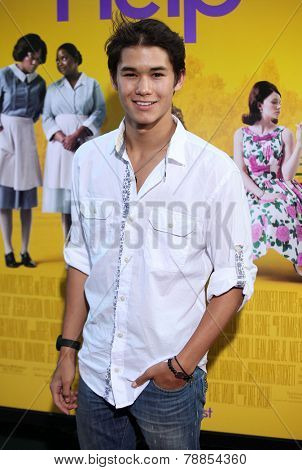 LOS ANGELES - AUG 09:  BOOBOO STEWART arrives to the
