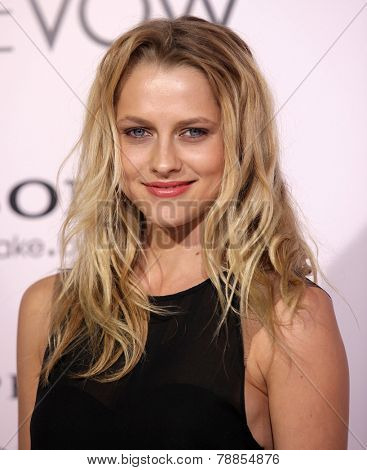 LOS ANGELES - FEB 06:  TERESA PALMER arrives to the 'The Vow' World Premiere  on February 06, 2012 in Hollywood, CA