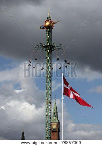 Copenhagen Sky