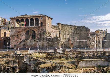 Forum Of Augustus, Rome