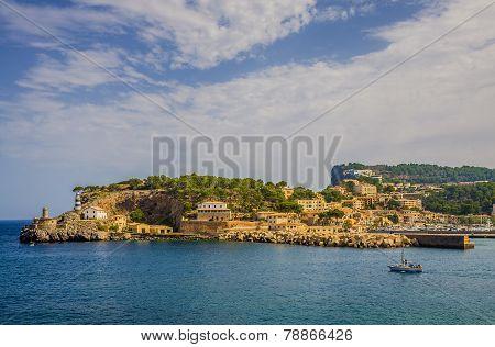 Majorca seaside