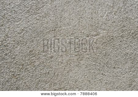 Cement wall close-up