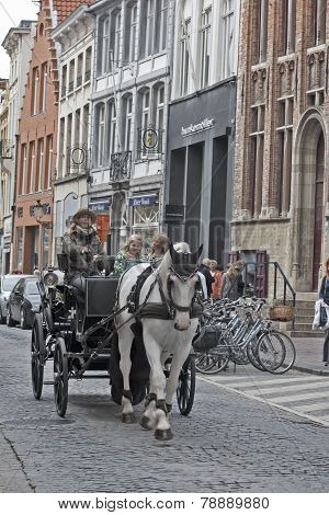 Brugge - Carriage Ride