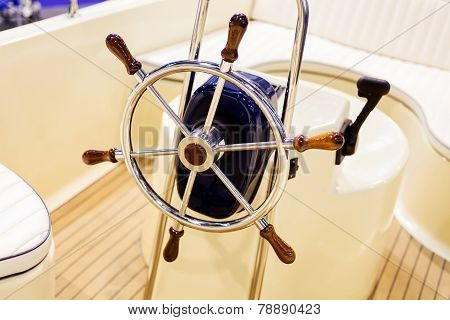 Speedboat Detail