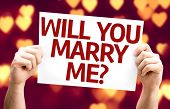 image of married  - Will You Marry Me - JPG