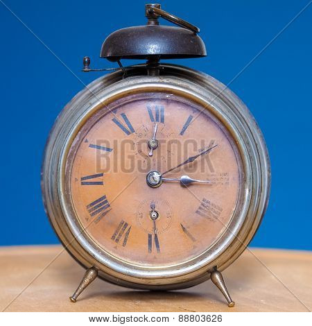 Vintage table alarm clock