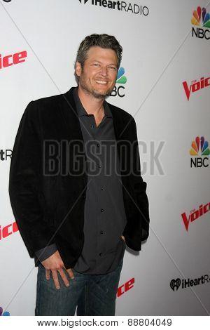 LOS ANGELES - April 23:  Blake Shelton at the