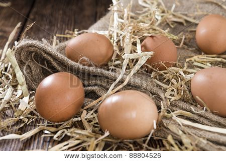 Some Fresh Eggs