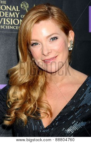 LOS ANGELES - April 21:  Cady McClain at the  2015 Daytime EMMY Awards Kick-off Party at the Hollywood Museum on April 21, 2015 in Hollywood, CA