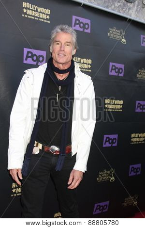 LOS ANGELES - April 21:  Ronn Moss at the  2015 Daytime EMMY Awards Kick-off Party at the Hollywood Museum on April 21, 2015 in Hollywood, CA