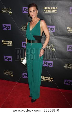 LOS ANGELES - April 21:  Gina Tognoni at the  2015 Daytime EMMY Awards Kick-off Party at the Hollywood Museum on April 21, 2015 in Hollywood, CA