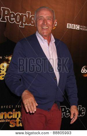 LOS ANGELES - April 21:  Len Goodman at the