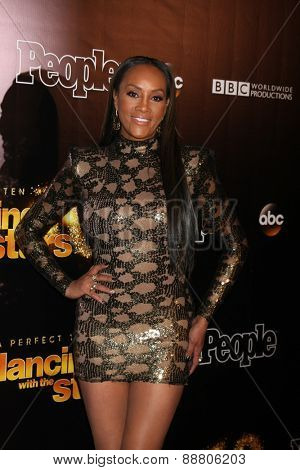 LOS ANGELES - April 21:  Vivica A. Fox at the
