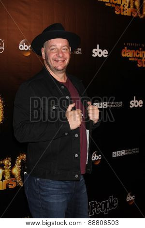 LOS ANGELES - April 21:  Jeff Ross at the