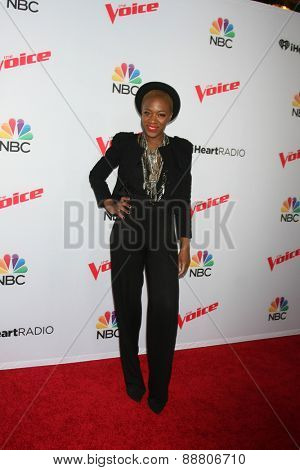 LOS ANGELES - April 23:  Kimberly Nichole at the