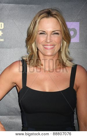 LOS ANGELES - April 21:  Kelly Anderson at the  2015 Daytime EMMY Awards Kick-off Party at the Hollywood Museum on April 21, 2015 in Hollywood, CA