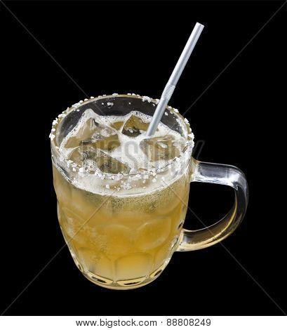 Lagerita cocktail