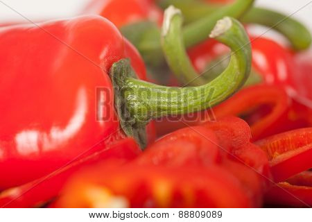 Chilli Close Up
