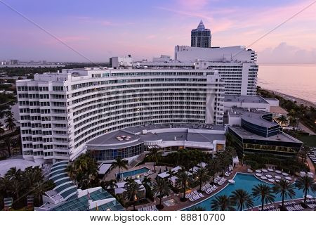 Fontainebleau Resort, Miami, Florida