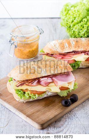 Tasty Sandwiches