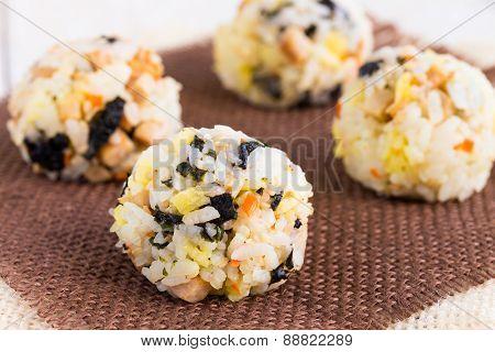 Musubi Balls