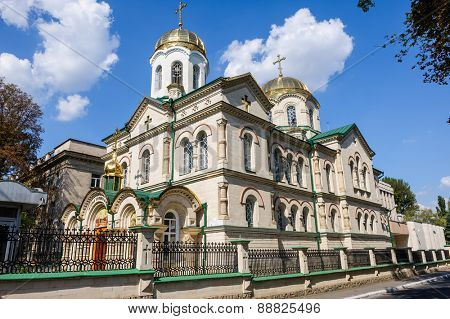 Old Church of Transfiguration in Chisinau, Moldova