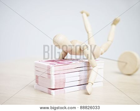 Jumping Into Money