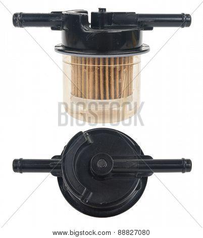 Car's fuel filter