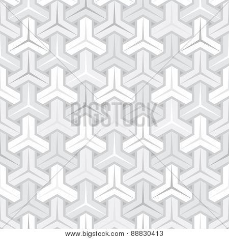 abstract light grey net pattern