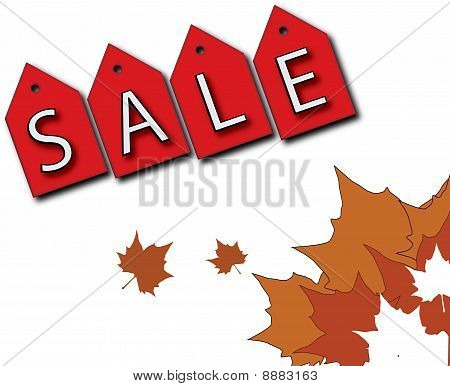 vector autumn sale
