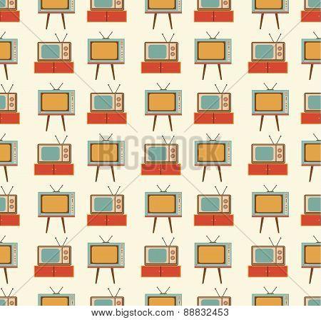 old TVs pattern